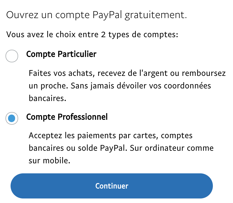 Paiement Via Le Blog Guide De Mise En Place Guide Blog4ever